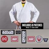 Scramble Semi-Custom Standard Issue Jiu Jitsu Gi